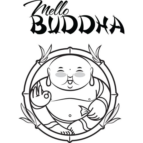 Mello Buddha E-Juice - Namaste - 60ml / 0mg