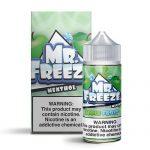 Mr. Freeze eLiquid - Apple Frost - 100ml / 6mg