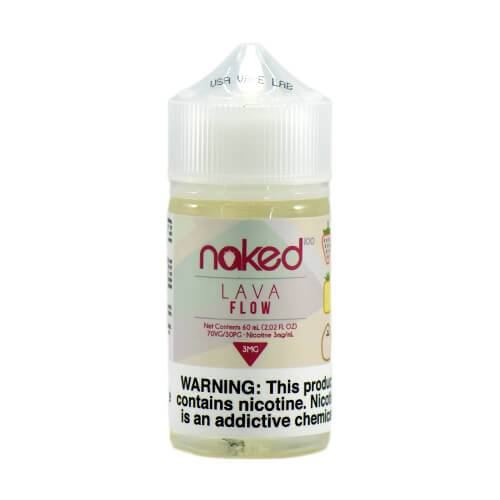 Naked 100 By Schwartz - Lava Flow - 60ml / 3mg
