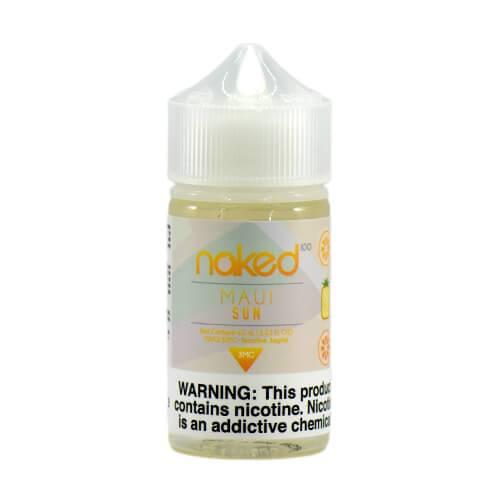 Naked 100 By Schwartz - Maui Sun - 60ml / 3mg