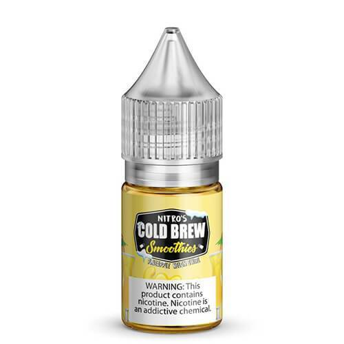 Nitro???s Cold Brew Smoothies SALTS - Pineapple Melon Swirl - 30ml / 45mg