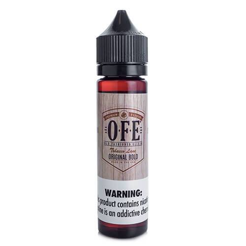 OFE (Old Fashioned Elixir) - Original Bold - 60ml / 0mg