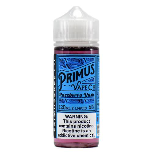 Primus Vape Co - Razzberry Rush - 120ml / 3mg