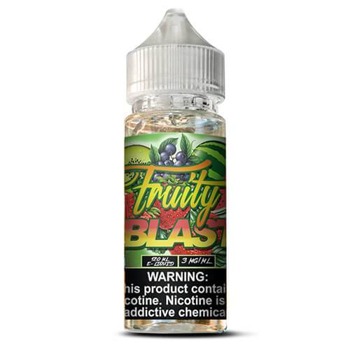 Quenchers by Vango Vapes - Fruity Blast - 120ml / 0mg