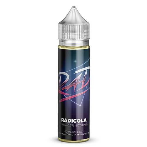 RAD! E-Liquid - Radicola - 60ml / 1.5mg