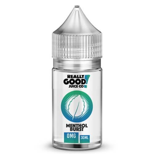 Really Good Juice Co. - Menthol Burst - 30ml / 3mg