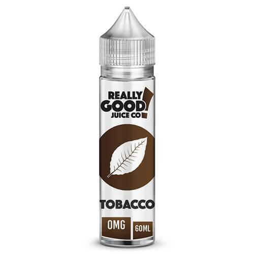 Really Good Juice Co. - Tobacco - 60ml / 24mg