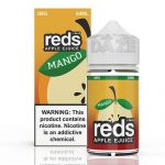 Reds Apple EJuice - Reds Mango - 60ml / 3mg