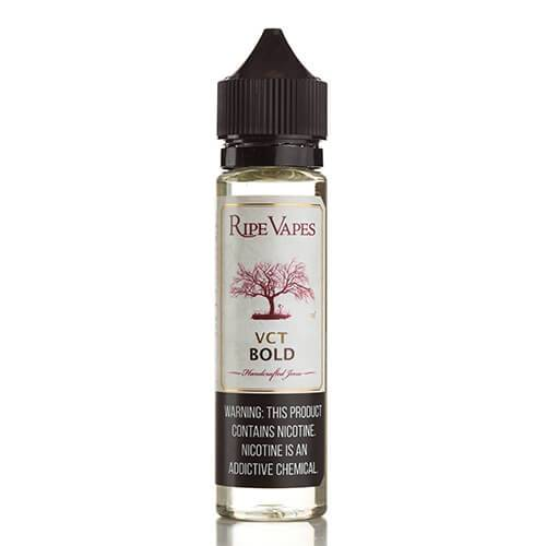 Ripe Vapes Handcrafted Joose - VCT Bold - 60ml / 3mg