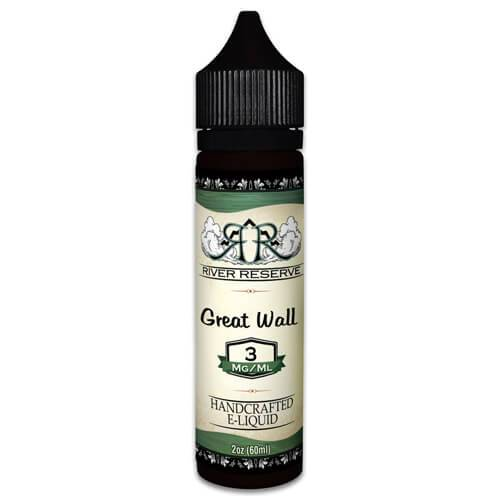 River Reserve - Great Wall - 60ml / 3mg