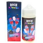 Rock Kandi eLiquids - Blue Raspberry Cotton Candy - 100ml / 0mg