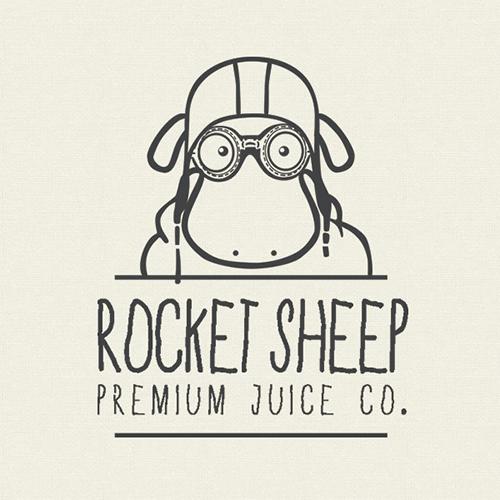 Rocket Sheep Premium E-Liquid - AU - 60ml / 0mg