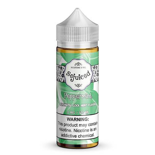 Sejuiced Classic eJuice - Peppermint - 120ml / 18mg