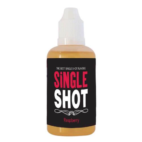 Single Shot eJuice - Raspberry - 50ml / 12mg
