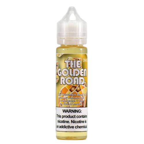 Skull & Roses Juice Co. - The Golden Road - 60ml / 18mg
