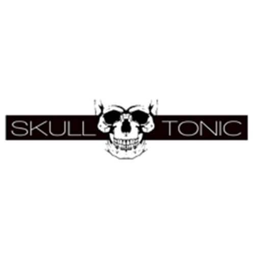 Skull Tonic - Strawberry Cupcake - 60ml / 3mg / 50vg/50pg