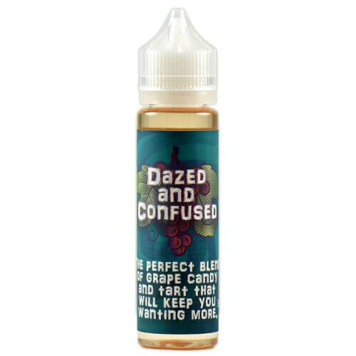 Skull & Roses Juice Co. - Dazed and Confused - 60ml / 12mg