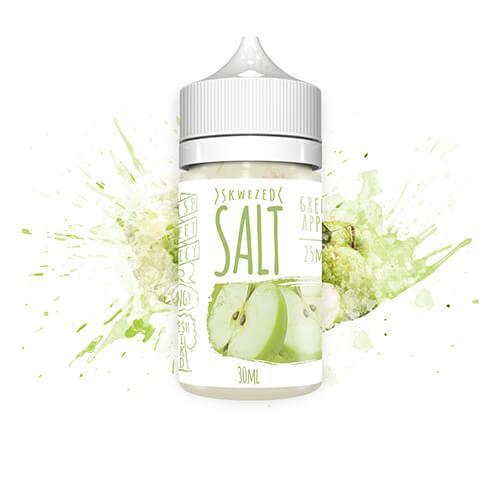 Skwezed eJuice SALTS - Green Apple - 30ml / 25mg