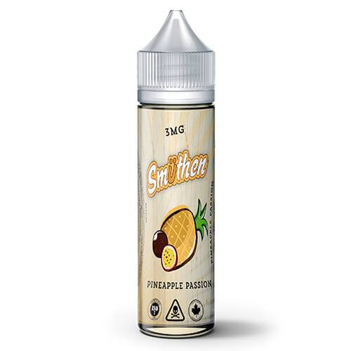 Smuthen Vape - Pineapple Passion - 60ml / 3mg