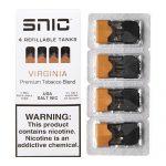 SNIC by White Lightning PODS - Virginia (4 Pack) - 1.8ml / 50mg