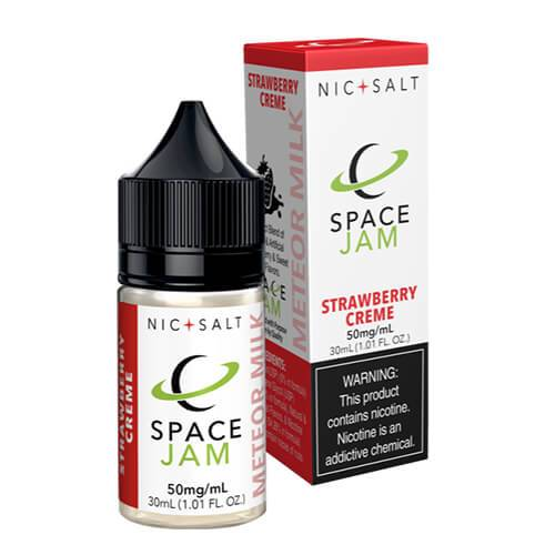 Space Jam Juice SALTS - Meteor Milk Salt - 30ml / 50mg
