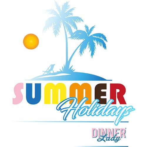 Summer Holidays by Dinner Lady - Flip Flop Lychee - 60ml / 3mg