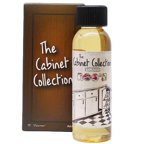 The Cabinet Collection eJuice - Roo's - 60ml / 0mg