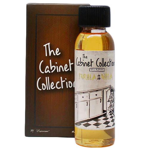 The Cabinet Collection eJuice - Thrilla in the Nilla - 60ml / 0mg