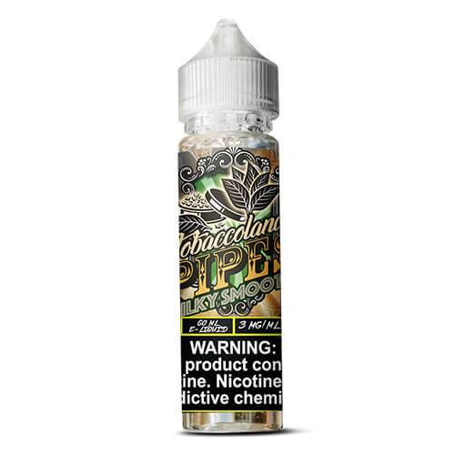 Tobaccoland Pipe Flavors by Vango Vapes - Silky Smooth - 60ml / 0mg