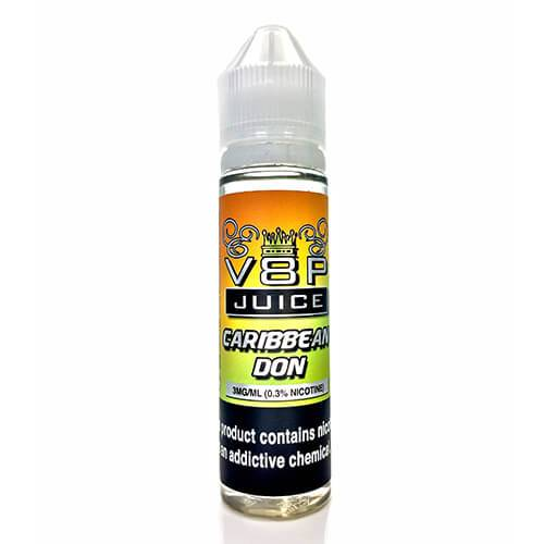 V8P Juice - Caribbean Don - 60ml / 3mg
