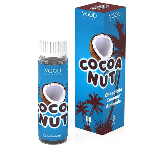 VGOD?½ Tricklyfe E-Liquid - Cocoa Nut - 60ml / 6mg