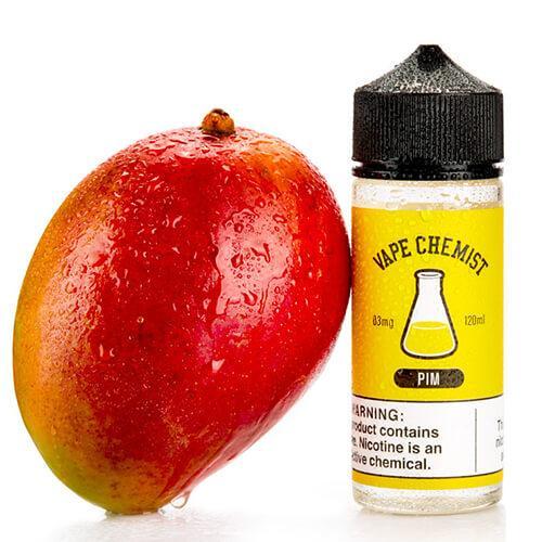 Vape Chemist - PIM Philippine Mango - 60ml / 3mg