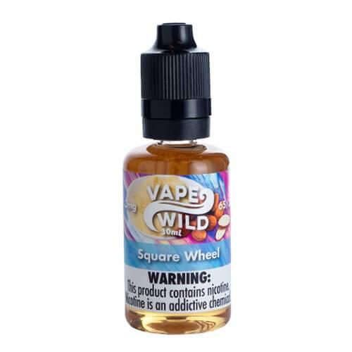 VapeWild eJuice - Square Wheel - 60ml / 12mg