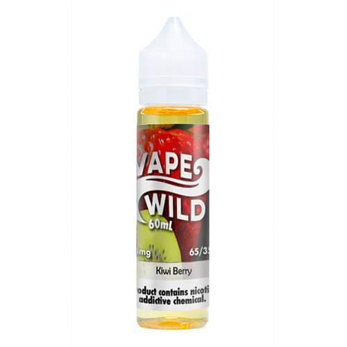 VapeWild eJuice - Kiwi Berry - 60ml / 6mg