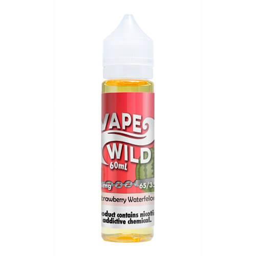 VapeWild eJuice - Strawberry Waterfelons - 60ml / 12mg