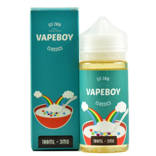 Vapeboy Classics eJuice - Frootholios - 100ml / 3mg