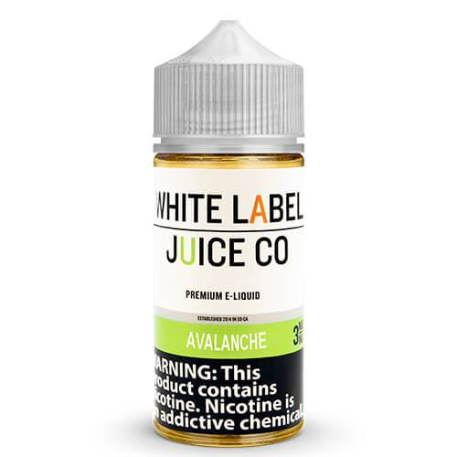 White Label Juice Co - Avalanche - 100ml / 3mg