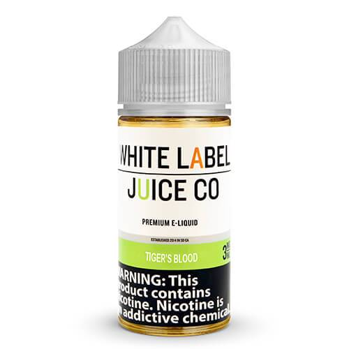 White Label Juice Co - Tiger's Blood - 100ml / 3mg
