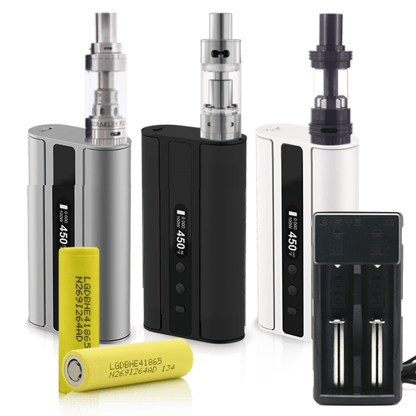 Eleaf iStick 100W Builder Bundle Kit