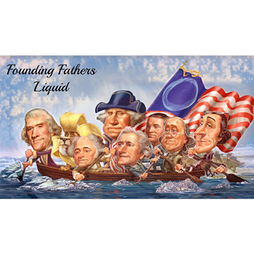 Founding Fathers Liquid - American Fabius - 30ml / 0mg