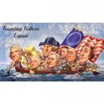 Founding Fathers Liquid - His Rotundity - 120ml / 3mg