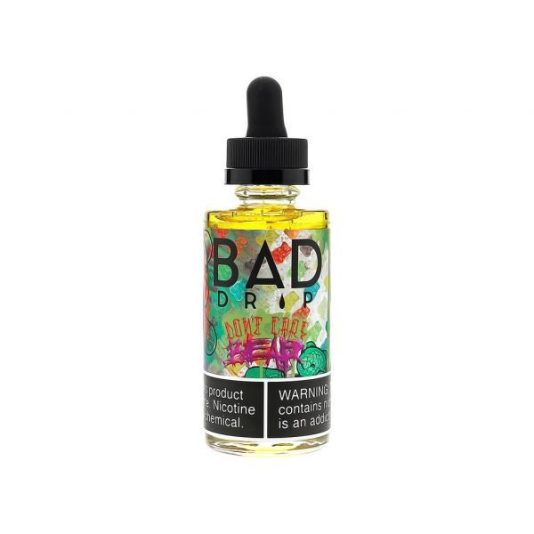 Don't Care Bear E-Liquid by Bad Drip (60mL)
