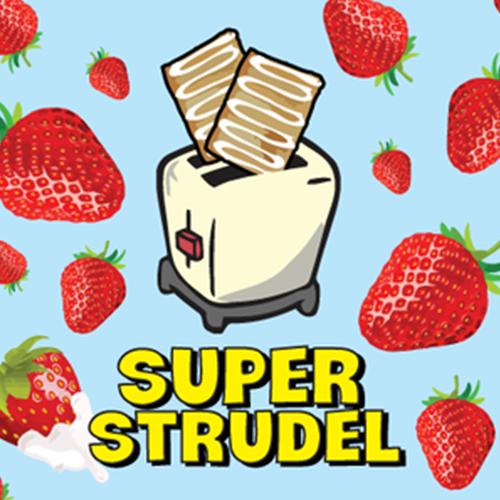 Super Strudel E-Liquid - Mango Peach Super Strudel - 30ml / 12mg