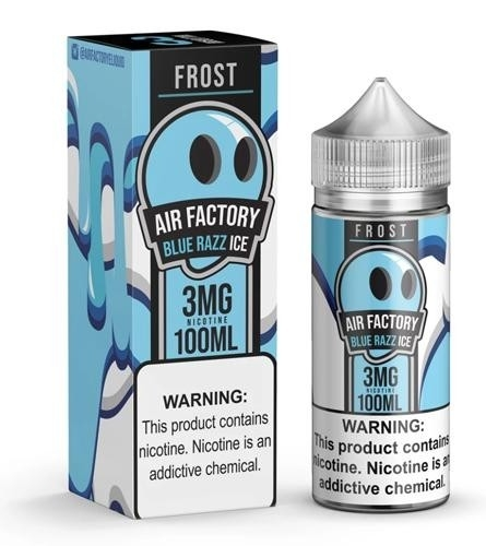 Blue Razz ICE by Frost Factory - 100ml