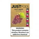 JustPods Juul Compatible Replacement Pods - 4 Pack