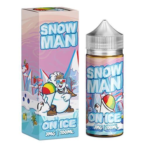Snow Man on Ice by Juice Man - 100ml