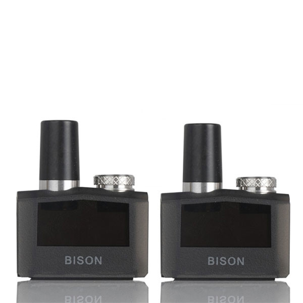 Oukitel BISON Replacment Vape Pod Cartridges (2-Pack)