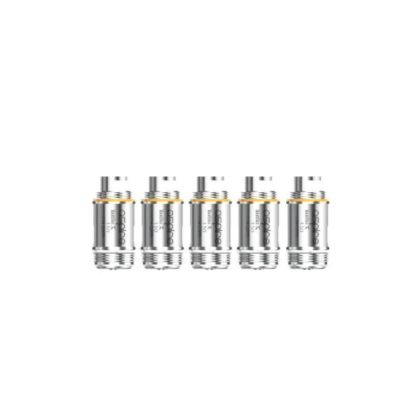 Aspire Nautilus X Coils - 1.5 ohm (14-20W)