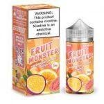 Fruit Monster eJuice - Passionfruit Orange Guava - 100ml / 6mg