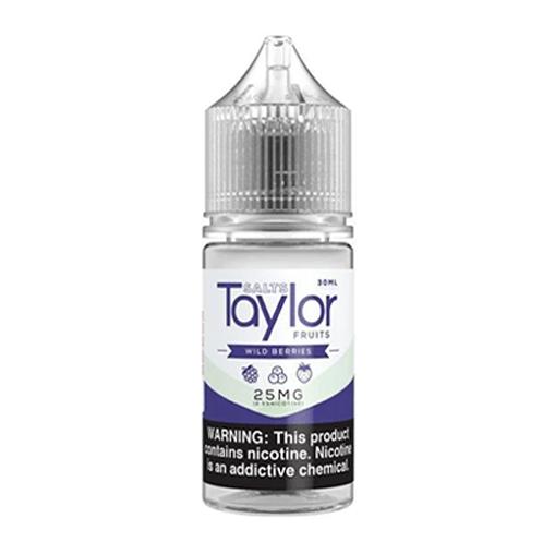 Taylor eLiquid SALTS - Wild Berries - 30ml / 25mg